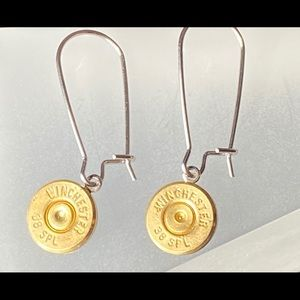 Winchester 38 SPL Earrings